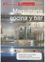 Catálogo maquinaria para cocina y bar