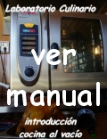 Pulse parar ver manual cocina vacio
