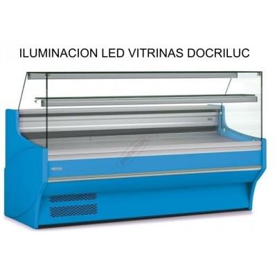 ILUMINACION LED VITRINAS DOCRILUC CV