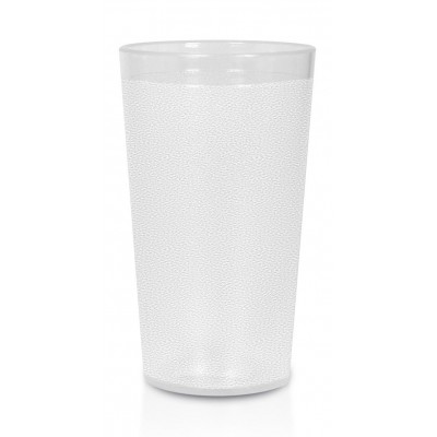 VASO APILABLE ACRILO 340 ml. TRANSPARENT. 24 ud.