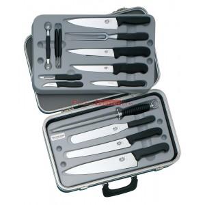 Maletín 14 cuchillos cocinero Victorinox