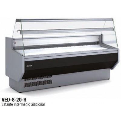 Estante cristal para vitrinas Docriluc VED-8