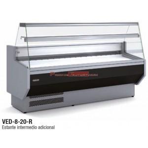 Estante cristal para vitrinas Docriluc VED-8 VED-10