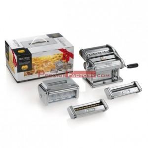 Máquina pasta manual con 5 accessorios