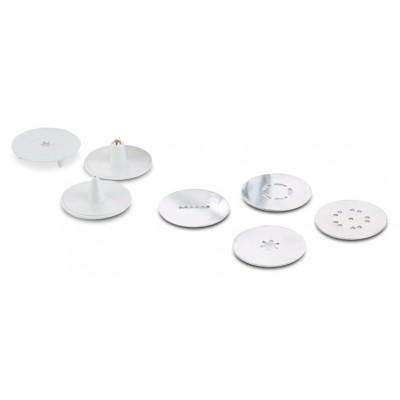 Discos de respuesto para máquina de hacer churros y pastas
