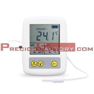 Termómetro para frigorífico de alta precisión y congelador, CHT-511