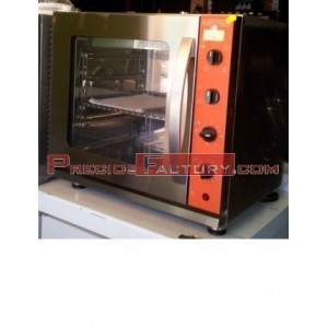 HORNO LOTUS MIXTO GAS GN 2/3