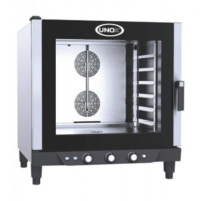 Horno UNOX Bakerlux eléctrico pastelería 6 60x40 Bakerlux Manual XB 693
