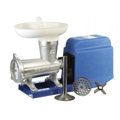 Picadora de Carne Profesional y Embutidora 32 - 1.5 HP