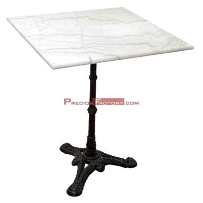 Mesa de mármol 60x60 cm