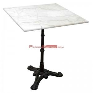 Mesa de mármol 70x70 cm