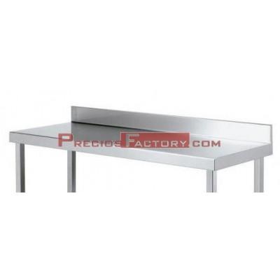 Peto trasero para mesas XZ19. Para conversión de mesas centrales en MURALES
