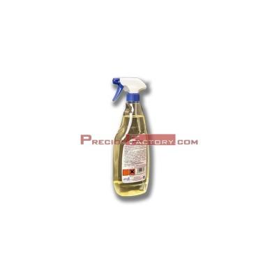 Ambientador 750 cc aroma alba Hugo E botella de 750 cc con pulverizador. Caja de 12 botellas.