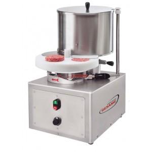 Formadora hamburguesas hasta 300 mm automatica
