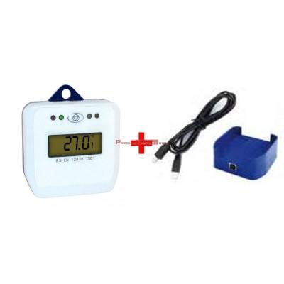 Registrador temperatura homologado ITC 3701/2006