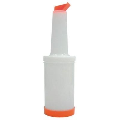 Dosificador de bebidas 1L Naranja c176