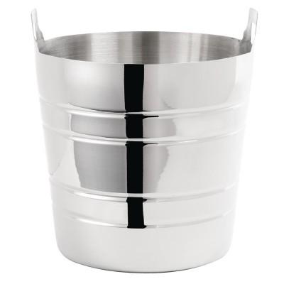 Cubo de vino de acero inox c578