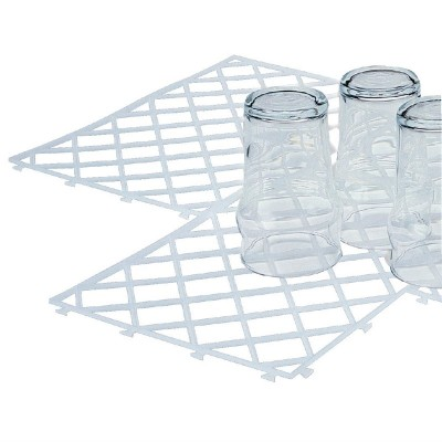 Alfrombrillas para secar vasos. 10 ud. d824