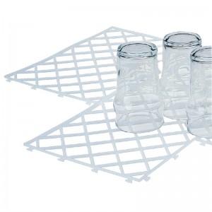 Alfrombrillas para secar vasos d824