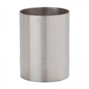 Medidor de dedal 35ml marca CE. 12 ud. k498