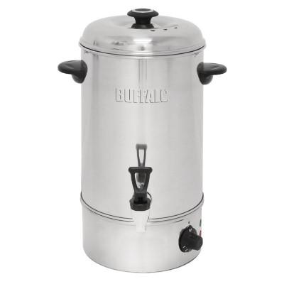Hervidor de agua llenado manual Buffalo 10L gl346