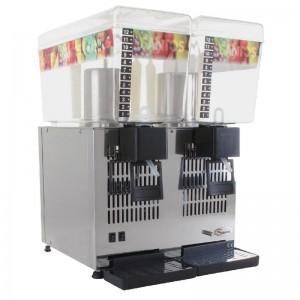 Dispensador doble de bebidas frias Santos k280