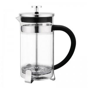 Cafetera acero inox 3 tazas Olympia gf230