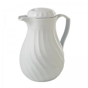 Cafetera isotermica Blanca 1.8L j015