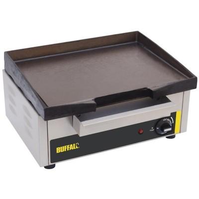 Plancha electrica sobremesa 385x 280mm Buffalo p108