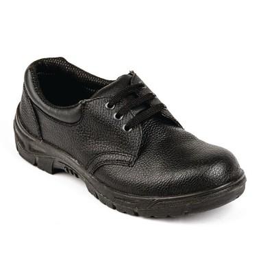 Zapatos de seguridad Slipbuster unisex negros - Talla 38 a793-38