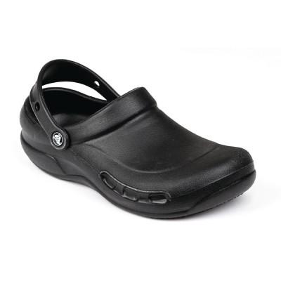 Zuecos crocs Bistro negros Crocs 39 a946-39