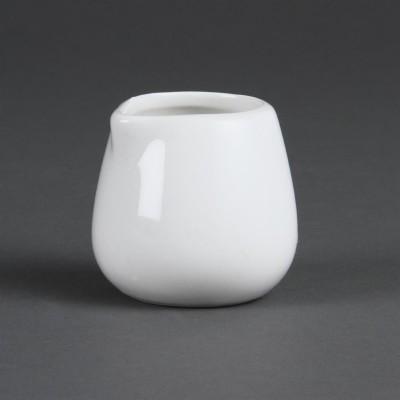 Jarras de crema y leche blancas 43ml Olympia c203