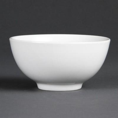 Bols para arroz blancos 130mm Olympia c253