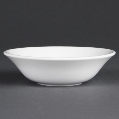 Bols para cereales blancos 150mm Olympia. 12 ud. cb475