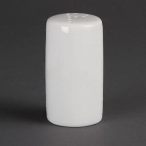 Pimenteros blancos 80mm Olympia. 12 ud. cb703