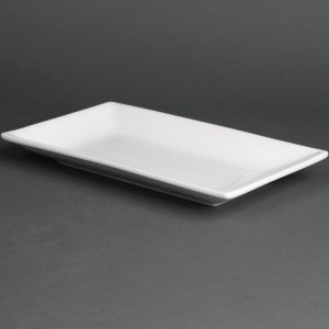 Fuente para servir rectangular 250 x 150mm Olympia cc894