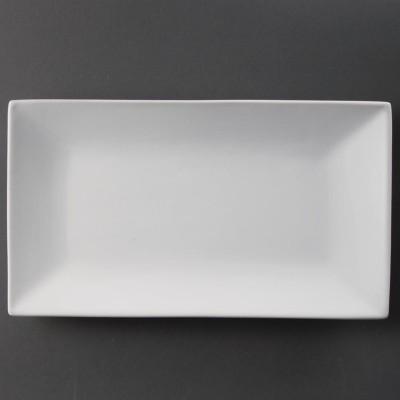 Fuente para servir rectangular 310 x 180mm Olympia cc895