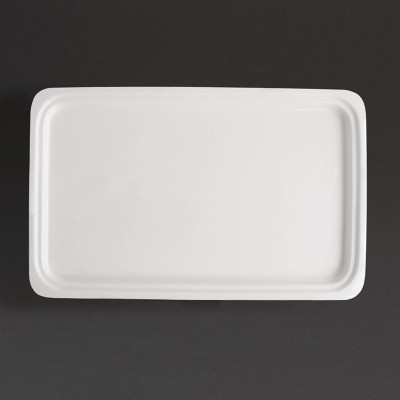 Recipiente Gastronorm tamaño completo blanco 30mm Olympia cd714