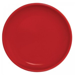 Plato rojo Olympia Coupe 200mm cg352