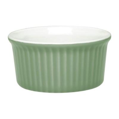 Ramekin Olympia verde 90()x42(P)mm 145ml (Caja 12). 12 ud. dc809