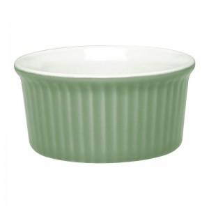 Ramek¡n Olympia verde 90()x42(P)mm 145ml (Caja 12). 12 ud. dc809