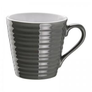 Taza de caf' Aroma Olympia carb¢n- 340ml (Caja 6). 6 ud. dh634