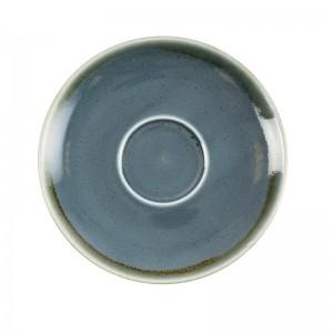 Plato taza GP348 Olympia Kiln Oc'ano 160mm (Caja 6). 6 ud. gp349