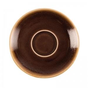 Plato taza caf' Olympia Kiln Corcho 115mm (Caja 6) gp361