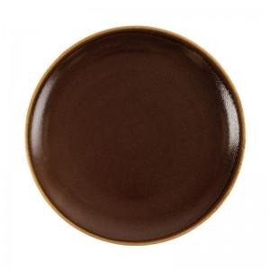 Fuente redonda Olympia Kiln Corcho 280mm (Caja 6) gp468