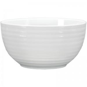 Ensaladera Intenzzo porcelana blanca 210mm gr014