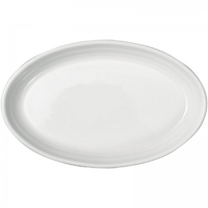 Rabanera Intenzzo porcelana blanca 170x110mm (Caja 4). 4 ud. gr019