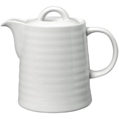Cafetera Intenzzo porcelana blanca 700ml gr034
