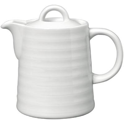 Cafetera Intenzzo porcelana blanca 370ml gr035