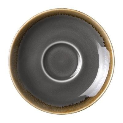 Plato Olympia Kiln Humo para taza cafe HC388 115()mm (Caja 6). 6 ud. hc389